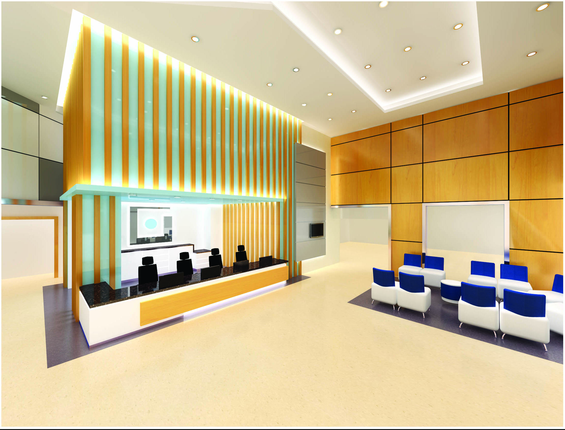 Commercial – Arcline Decor Interior Consultants